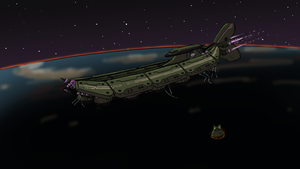 Peapod Drop ship by ScottaHemi