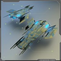 S 1 GUNSHIP by PINARCI