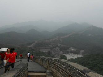 The Great Wall of China by AlisHarrowing