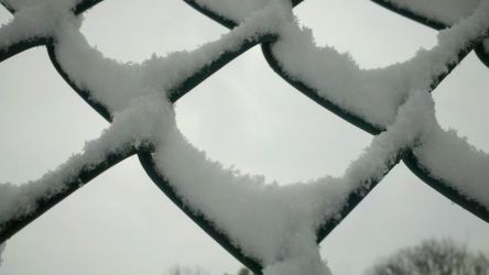 Chain-link Snow by danopia
