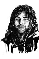 Kili sketch 2 by rayfann