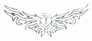 Tribal Heart by AngelicDevil41