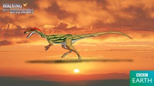 Walking with Dinosaurs: Liliensternus by TrefRex