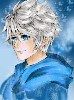 Jack Frost :doodle: by aeirue-chan