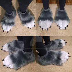 Feetpaws Commission: Kronic Feetpaws by RageandRoarCustoms