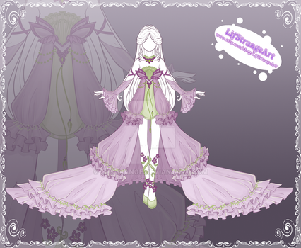 [Close] Adoptable Outfit Auction 120 by LifStrange