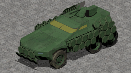 Valkiir National Arms M-228 Badger(Updated) by wbyrd