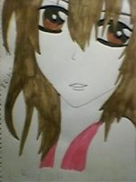 Yuuki Cross coloured by KendalLee