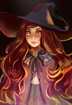 Witch~ by Memori-P