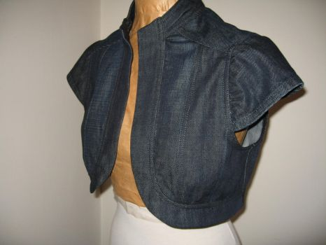 old jeans upcycling by dukeofdus
