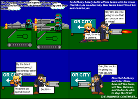 OR: Side Story Strip 022 by penguintruth