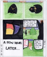 Lonely Egg Comic - Page 2 by KrestenaWolfShadow