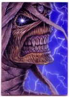 Aceo Iron Maiden Card 2 by taplegion