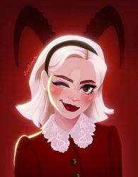 The Chilling Adventures of Sabrina by DylanBonner