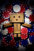 Danbo Won by SpongeRobSquarepants
