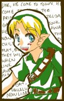 Link, He Come to Town by yii