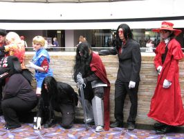 ACen Hellsing Photoshoot 12 by dunkler-adlig