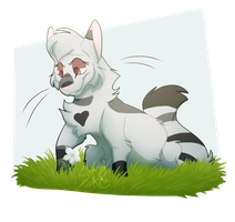 a wittle wovewy fwower (AT) by StarryAria