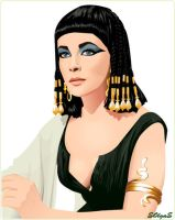 Cleopatra by solgas