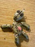 polymer clay tattered rag-doll  2 by trollwaffle