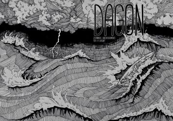 Cover Art - Dagon by Creative-Caro