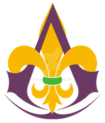 Assassin's Creed Crest New Orleans by rpursley