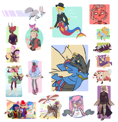 Great Goodles Its Doodles by KayVeeDee