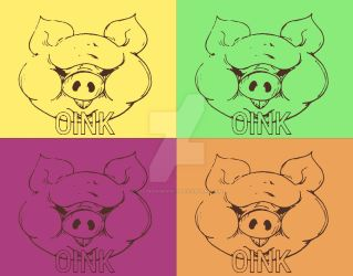 OINKster by voltron0effect