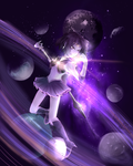 Sailor Saturn by RisingWinter