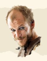 Floki - Vikings by Ajanee12