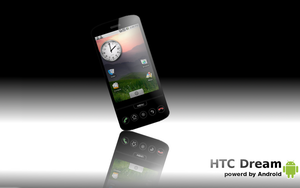 HTC Dream by lad1337