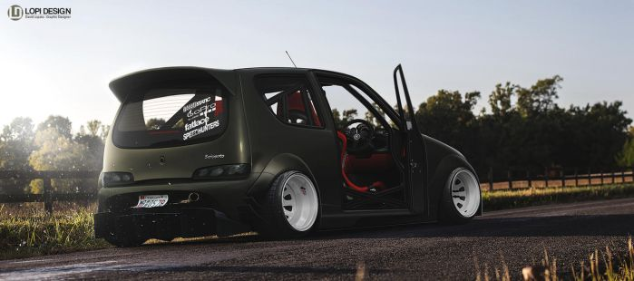 Fiat Seicento by Lopi-42