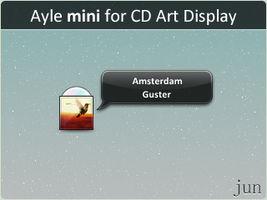 Ayle mini for CD Art Display by junseba
