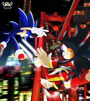 Sonic Adventure 2 by KonKonna