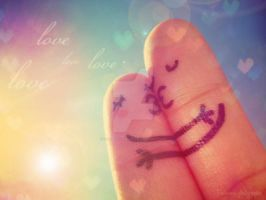 finger love love by gaabriellablee