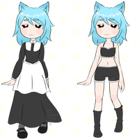 Moonoir Character Reference by RumpelChan