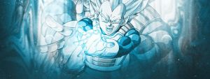 Vegeta Facebook Cover by AgusholliD