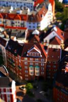 Miniature Hamburg by Mako77