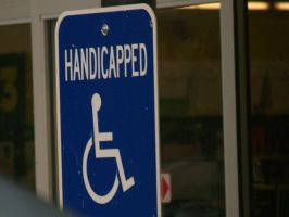 Handicapped. by Chei-sama