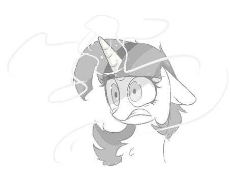 Silly Sketches - Twilight - Too powerful! by Aureai