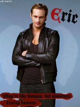 Eric from True Blood by pulse2004
