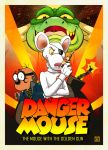Danger Mouse by Dawid-B
