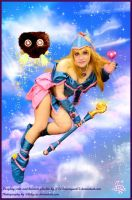 It's time for Magic!  - Dark Magician Girl Cosplay by 20Tourniquet02