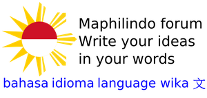 Navigator for languages of Maphilindo by hosmich