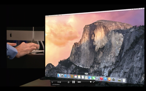 OS X Yosemite Preview by rsood