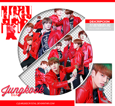 #074  Pack Png   Jungkook   BTS by clearlikecrystal