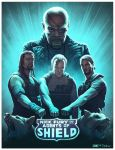 Nick Fury and his Agents of Shield by MarkPoulton