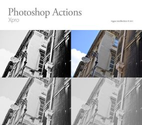Photoshop Actions 02 by vaguerecollection