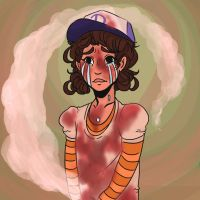Walking Dead: Clementine by eipugsley