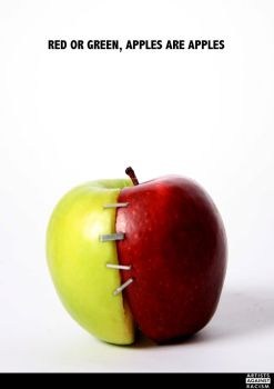apple racism by MJM1